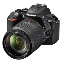 Nikon D5500 Czarny + obiektyw Nikkor AF-S 18-140mm VR