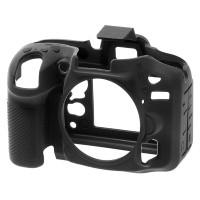 Osłona silikonowa easyCover do aparatów Nikon D7100/ D7200 czarna - WYSYŁKA W 24H