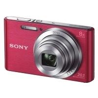 Aparat cyfrowy Sony Cyber-Shot DSC-W830 Różowy