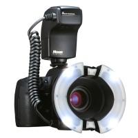 Pierścieniowa lampa błyskowa Nissin MF18 (Canon)
