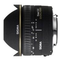 Obiektyw Sigma 15mm f/2.8 DG EX Fisheye Canon