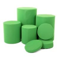 Zielone pokrywy tub do pozowania - Lastolite LL LA8019