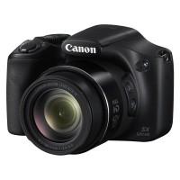 Aparat cyfrowy Canon PowerShot SX520 HS Czarny