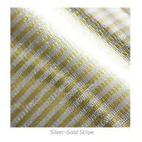 Ekran złoty miękki/srebrny Quantuum Fomex SG/S1117 1,1 x 1,7m do systemu Fomex PBR1117