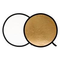 Blenda okrągła Lastolite złoto-biała 50 cm LL LR2041