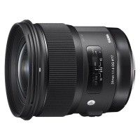 Obiektyw Sigma 24mm f/1,4 DG HSM Art Canon