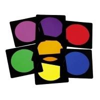 Zestaw 7 filtrów żelowych Fomei FY7521