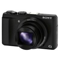 Aparat cyfrowy Sony Cyber-Shot DSC-HX60 Czarny + karta SanDisk SDHC 16GB Ultra 80MB/s