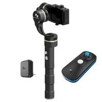 Gimbal ręczny Feiyu-Tech G4S + pilot do kamer GoPro