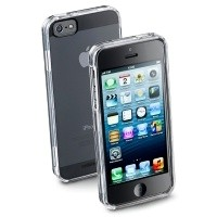 Etui bezbarwne Cellular Line INVISIBLE do iPhone 5