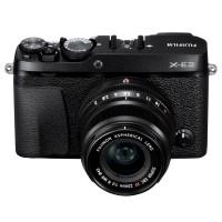 Aparat cyfrowy Fujifilm X-E3 czarny + obiektyw 23mm f/2 - WYSYŁKA W 24H