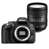 Nikon D5200 + obiektyw Nikkor AF-S 16-85mm VR - miniaturka produktu