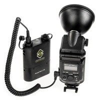 Uniwersalna lampa błyskowa Genesis LITE Reporter 360