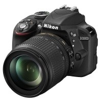 Nikon D3300 + obiektyw Nikkor AF-S 18-105mm VR