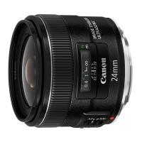 Obiektyw Canon EF 24mm f/2,8 IS USM - CASHBACK 240 PLN