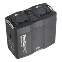 Battery Pack do lamp Phottix do lamp Indra 500