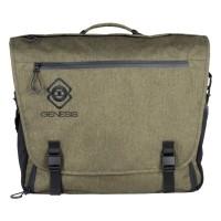 Torba fotograficzna Genesis Ursa XL zielona + zestaw czyszczący 5w1 Genesis gratis