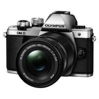 Olympus OM-D E-M10 Mark II srebrny + obiektyw 14-150 mm