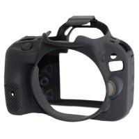 Osłona silikonowa easyCover do aparatu Canon 100D czarna
