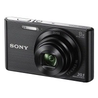 Aparat cyfrowy Sony Cyber-Shot DSC-W830 Czarny