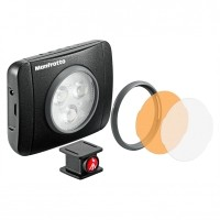 Lampa Manfrotto MLUMIEPL-BK Lumimuse 3 LED