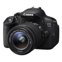 Canon EOS 700D + obiektyw 18-55mm IS STM + Canon Camera ACC Kit