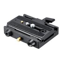 Adapter z płytką przesuwną 501PL - Manfrotto MN577 - WYSYŁKA W 24H