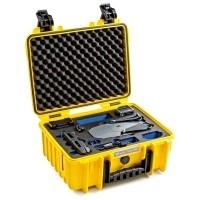 Walizka transportowa B&W outdoor.cases Typ 3000 żółta do DJI Mavic