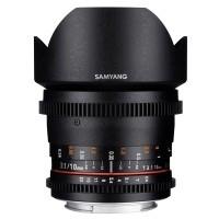 Obiektyw Samyang 10mm T3,1 VDSLR ED AS NCS CS II Sony E
