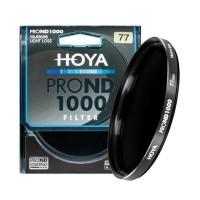 Filtr neutralnie szary Hoya PRO ND1000 77mm - WYSYŁKA W 24H