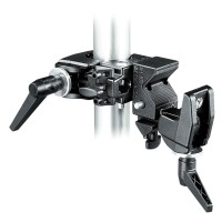 DOUBLE CLAMP dwie klamry złączone pod kątem 90° - Manfrotto ML038