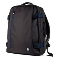 """Plecak podróżny na laptopa 15"""" Crumpler Track Jack ciemnobrązowy"""