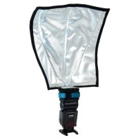 Dyfuzor Rogue Flash Bender 2 - XL Pro Super Soft Silver Reflector - WYSYŁKA W 24H