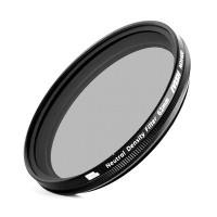 Filtr szary ze zmienną gęstością Pixel NDX400 ND2/ND400 62mm