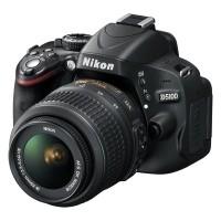 Nikon D5100 + obiektyw Nikkor AF-S 18-55mm VR - miniaturka produktu