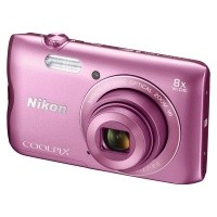 Aparat cyfrowy Nikon Coolpix A300 różowy