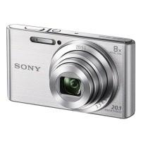 Aparat cyfrowy Sony Cyber-Shot DSC-W830 Srebrny