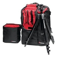 Statyw Manfrotto MN7322YB + plecak MYPACK