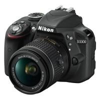 Nikon D3300 + obiektyw Nikkor AF-P 18-55mm VR