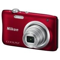 Aparat cyfrowy Nikon Coolpix A100 czerwony