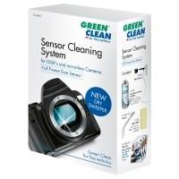 Zestaw do czyszczenia matryc pełnoklatkowych Green Clean SC-6000