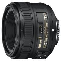 Obiektyw Nikkor AF-S 50mm f/1.8G