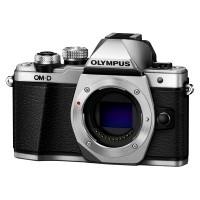 Olympus OM-D E-M10 Mark II srebrny Body