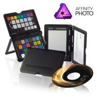 Paleta kolorów kontrolnych X-Rite ColorChecker Passport Photo + licencja Affinity Photo gratis - WYSYŁKA W 24H