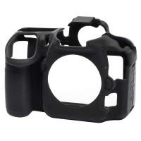Osłona silikonowa easyCover do aparatu Nikon D500 czarna