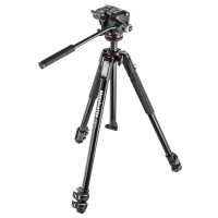 Statyw video Manfrotto MK190X3-2W z głowicą MHXPRO-2W