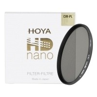 Filtr polaryzacyjny Hoya HD Nano 62mm