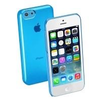 Pokrowiec Cellular Line Hard Case Boost iPhone 5c Niebieski - WYSYŁKA W 24H