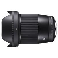 Obiektyw Sigma 16mm f/1.4 DC DN Contemporary Sony-E (SE)