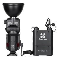 Uniwersalna lampa błyskowa Quadralite Reporter 180